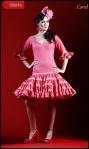 Trajes-de-flamenca-sevilla-Modelo dana